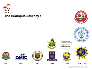The eCampus Journey